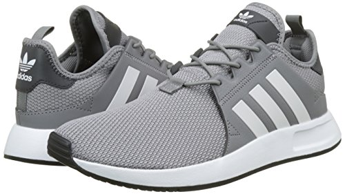 1 F17 S18 PLR Three ORIGINALS X Grau ADIDAS 3 Sneaker EU Grey Herren carbon 43 White ftwr Hq68SHwRf