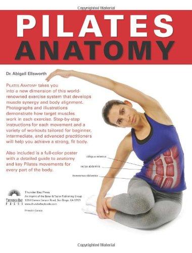 Pilates Anatomy: Amazon.co.uk: Abigail Ellsworth: 9781607100157: Books