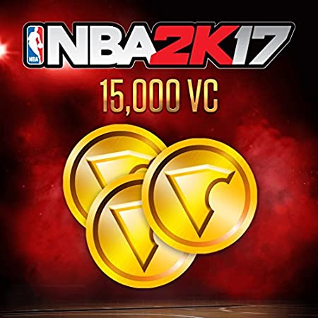 NBA 2K17: 15,000 VC - PS4 [Digital Code]
