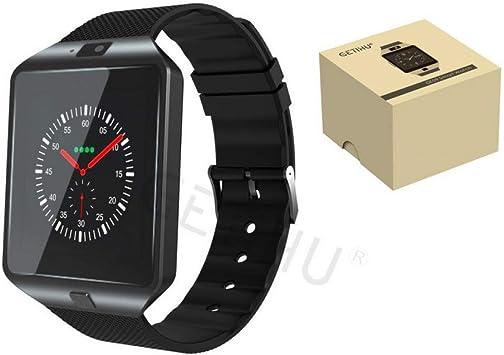 MINSINNY Reloj Inteligente Smart Watch Men Wrist Bluetooth ...