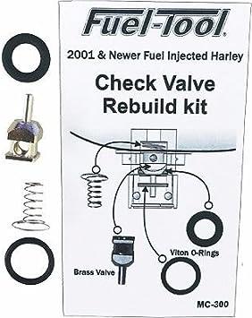 Fuel-Tool Fuel Check Valve Rebuild Kit