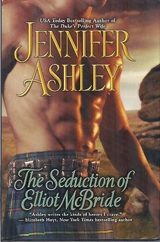 book cover of The Seduction of Elliot McBride