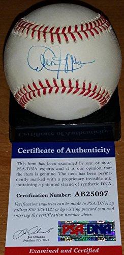 Cleon Jones Autographed Baseball (Autographed Cleon Jones Baseball - 1969 - PSA/DNA Certified - Autographed Baseballs)