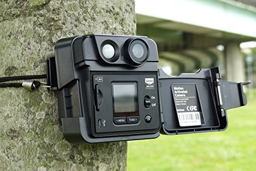 Brinno MAC200DN Portable Motion Activated Wireless Outdoor Security Camera (Black) by Brinno (Image #3)