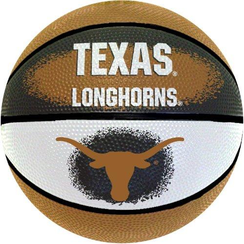 (NCAA Texas Longhorns Mini Basketball, 7-Inches)