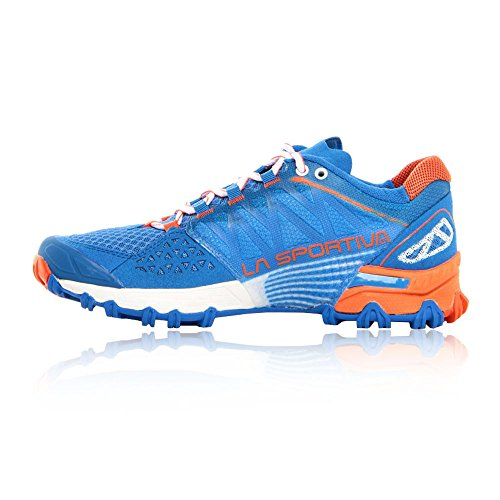 La Multi Orange Woman Women's Lily Blue Bushido Marine Sportiva Shoes Running 000 Trail coloured qxB1rq0w6