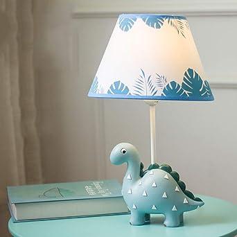 SMC Desk Lamps Children's Room Cartoon Dinosaur Table Lamp