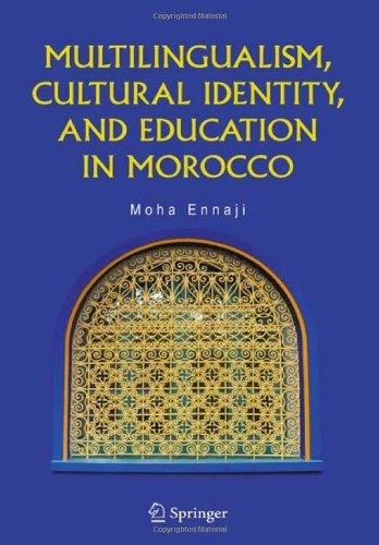 Download Multilingualism, Cultural Identity, and Education in Morocco Pdf