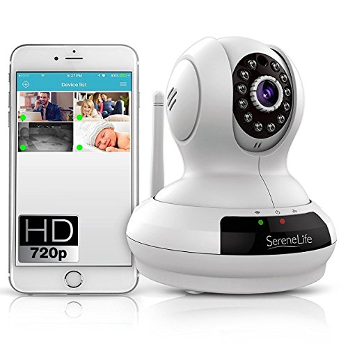 Wireless Home Security Camera Surveillance