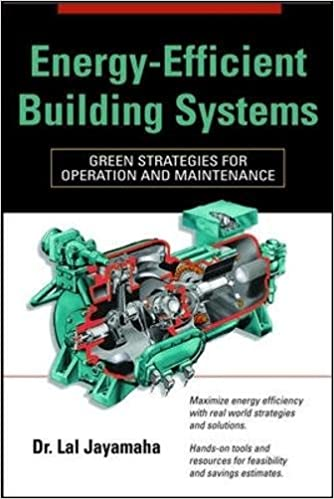 Energy-Efficient Building Systems: Green Strategies for
