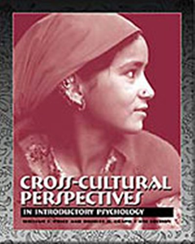 Cross-Cultural Perspectives in Introductory Psychology (with ()