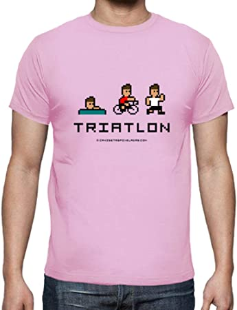 latostadora - Camiseta Triatlon para Hombre