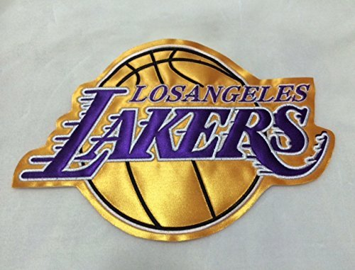 LA Lakers Big High Quality Embroidered Patch 11