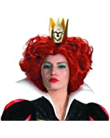 Disguise Women's Red Queen Wig