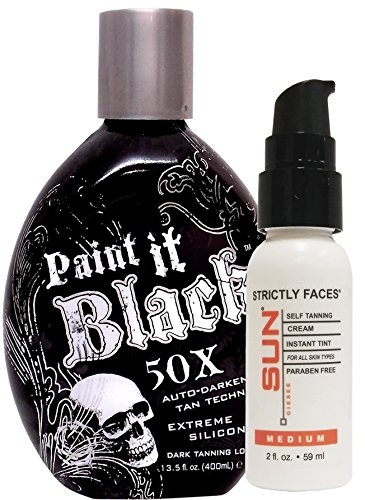 Jwoww 50X Black Bronzer Tanning Lotion - 5
