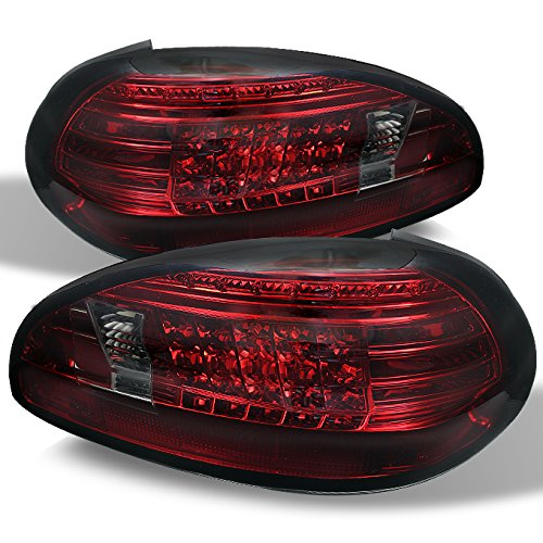 pontiac grand prix brake light - 3