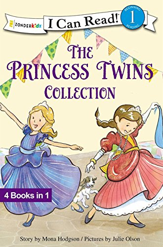 The Princess Twins Collection (I Can Read! / Princess Twins Series)