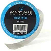 Mesh Wire SS316L #200 - 12mm x 5ft