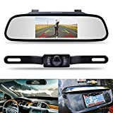 Automotive Accessories Exterior Truck Best Deals - Backup Camera and Monitor Kit,Chuanganzhuo 4.3