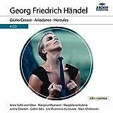 Handel : 3 Operas - Giulio Cesare / Ariodante / Hercules (Eloquence) (9 CD)