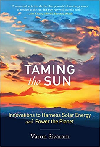 Amazon.com: Taming the Sun: Innovations to Harness Solar Energy and