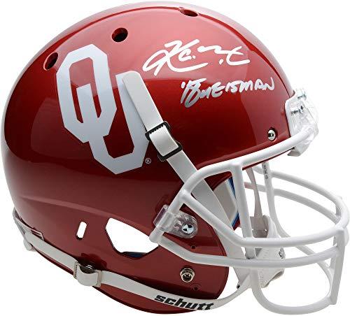 Kyler Murray Oklahoma Sooners Autographed Schutt Replica Helmet with