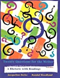 img - for Twenty Questions for the Writer (with 2009 MLA Update Card) by Jacqueline Berke (2009-05-29) book / textbook / text book