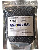 ThunderBBs Airsoft BBs 0.12, 0.20, 0.25, 0.30, 0.36, 0.38G, competition grade