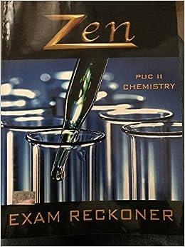 Amazon in: Buy Zen Exam Reckoner Chemistry 2 PUC Book Online at Low