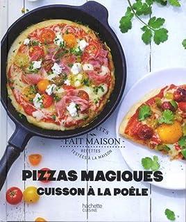 Pizzas magiques : cuisson à la poêle