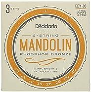 D'Addario Mandolin Str