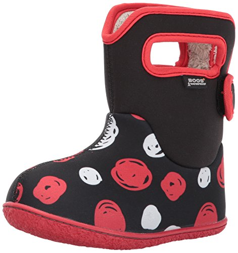 Dots Boot Winter Classic Baby Bogs Multi Snow Penguins Black Sketch qn6Hnx7w