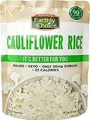 Nature's Earthly Choice Riced Cauliflowe...