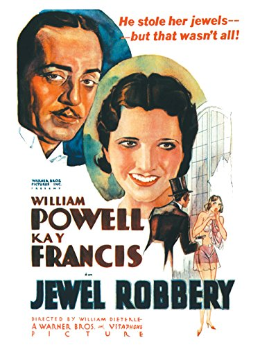 Jewel Robbery (1932) (Video Upper Cabinet)