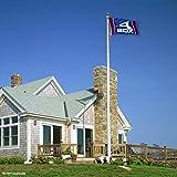Wincraft Chicago White Sox Retro Logo Flag and