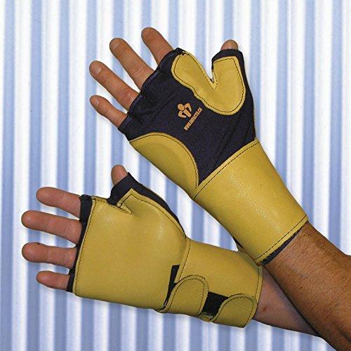 Impacto Ergonomic Anti-Impact Glove with Wrist Support - Medium - Left