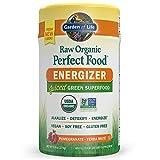 Garden of Life Raw Organic Perfect Food Energizer 9.8oz (279g) Powder