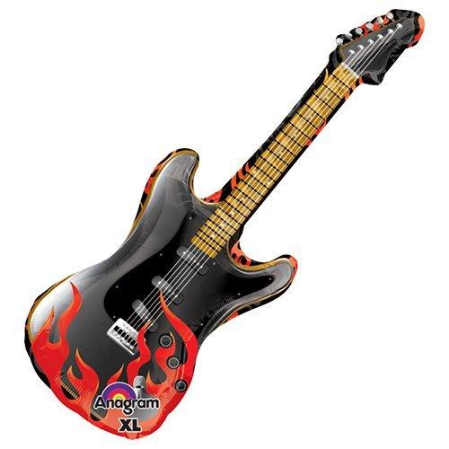 Anagram 27465 Rock On Guitar Foil Balloon 39