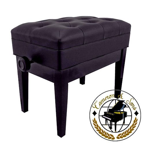 CS-12 EBHP Deluxe Adjustable Piano Bench