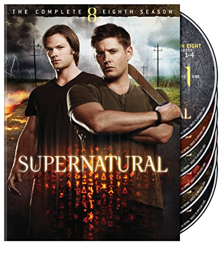 DVD : Supernatural: The Complete Eighth Season (Boxed Set, Dolby, AC-3, , 6 Disc)