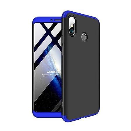 Bigcousin Funda para Xiaomi Mi MAX 3, Funda 360 Grados Protección ...