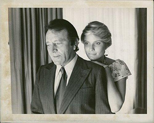 Amazoncom Vintage Photo Of Richard Burton With His Third Wife Suzy
