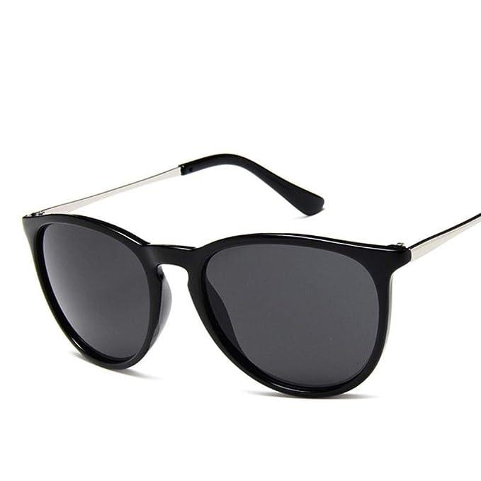 LIKEZZ Gafas de sol retro Mujer Hombre Diseño Gafas de sol ...
