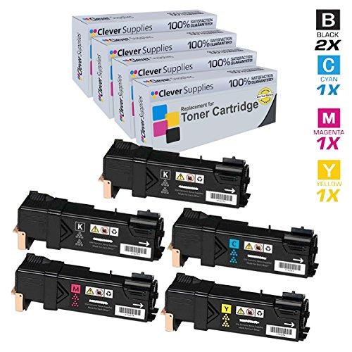 Clever Supplies Compatible Replacement Toner Cartridges 5...