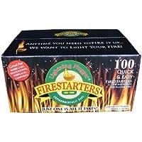 Lightning Nuggets N100SEB Firestarters Super Economy Box...