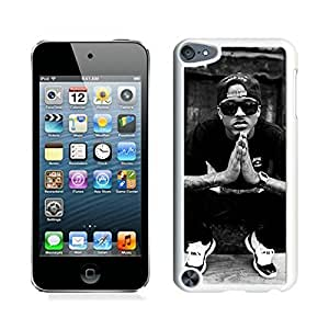New Senior Custom Design With Best Quality August Alsina White iPod Touch 5th Generation Cover Case