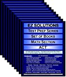 EZ Solutions: Test Prep Series: Set of Books: Math Section, Punit Raja SuryaChandra and EZ Solutions, 1605620874