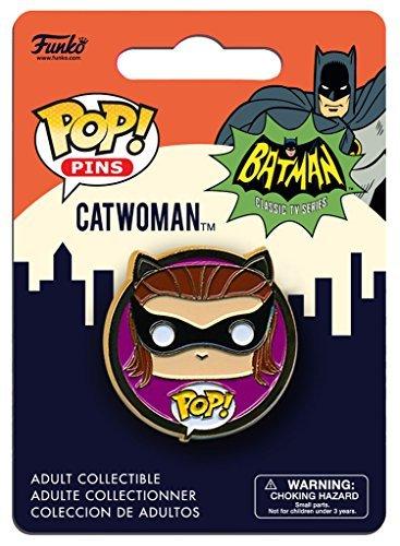 FunKo Batman Classic '66 TV Series Catwoman Pop! Pin