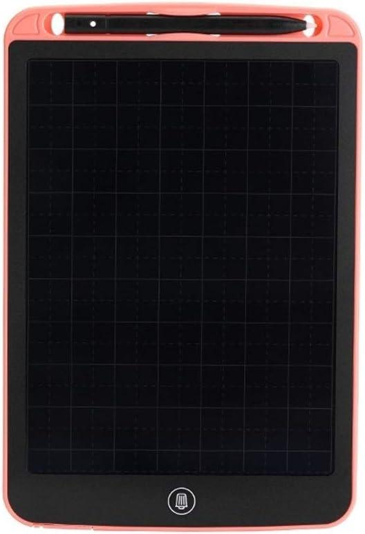 キッズ大人10インチ用LCDライティングタブレット落書きライティングボード手書き電子ライター描画グラフィック ペン&タッチ マンガ・イラスト制作用モデル (Size : Pink)