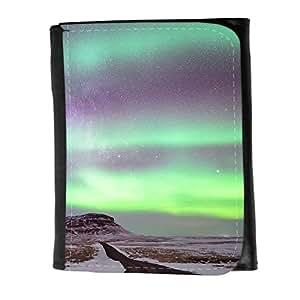 le portefeuille de grands luxe femmes avec beaucoup de compartiments // F00000055 andromeda astro ártico // Small Size Wallet
